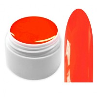 Exclusive Farbgel UV LED Colour Gel Fiesta Orange