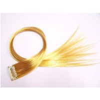 Clip in Extensions Blond PC35