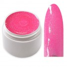 Exclusive Farbgel Neon Pink Glitter