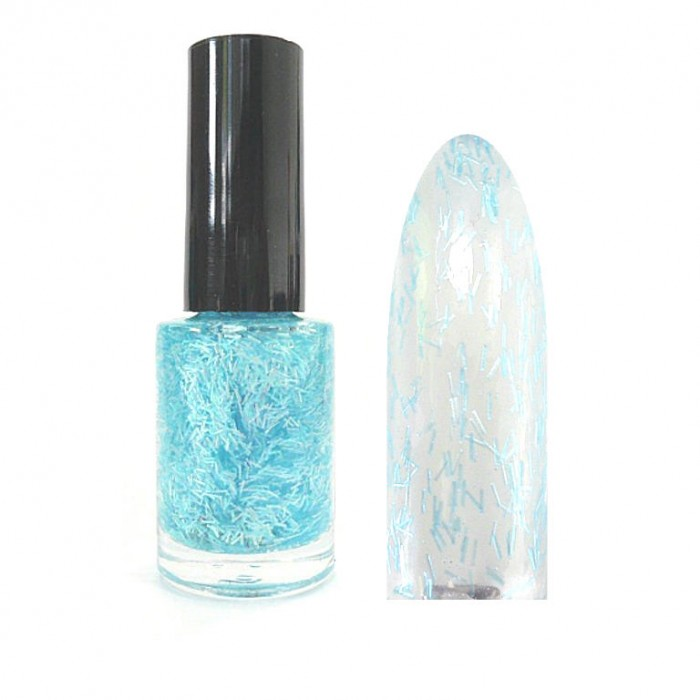 Sticky Style Nagellack Feather Effect Nail Polish Feder Look Sporky Ocean SSN-5